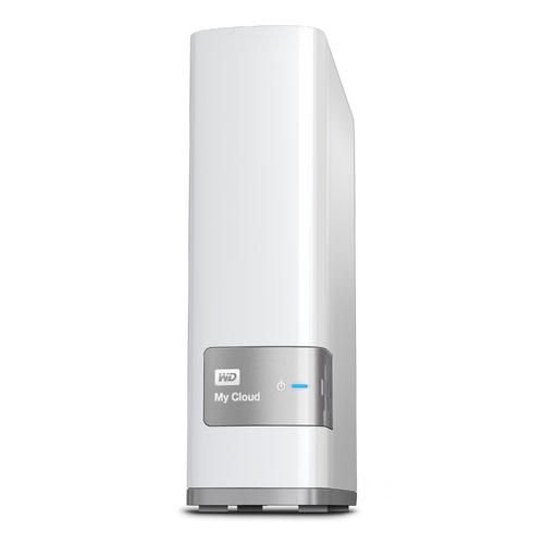 Western Digital My Cloud 8TB Personal Cloud Storage