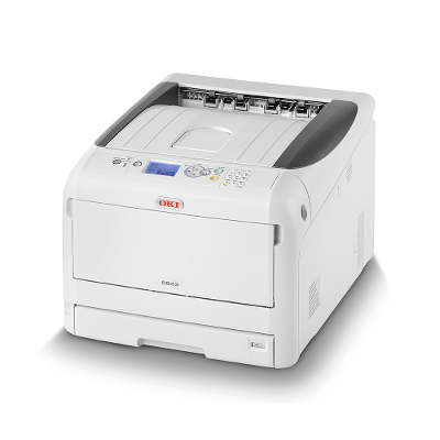 OKI C833N Colour LED Printer with Network