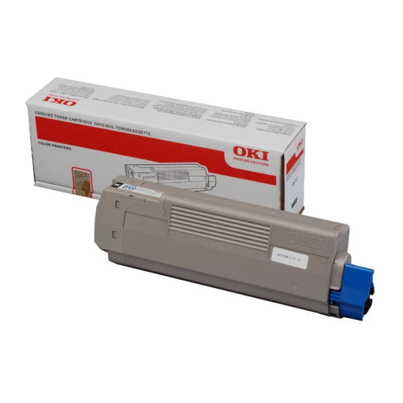 OKI 45536430 Toner Cartridge Magenta for C911, C931, C941 (24,000 pages)