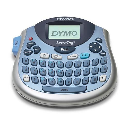 DYMO (SD58481/S0801440) Letratag LT100-T Desktop Labeller, Blue