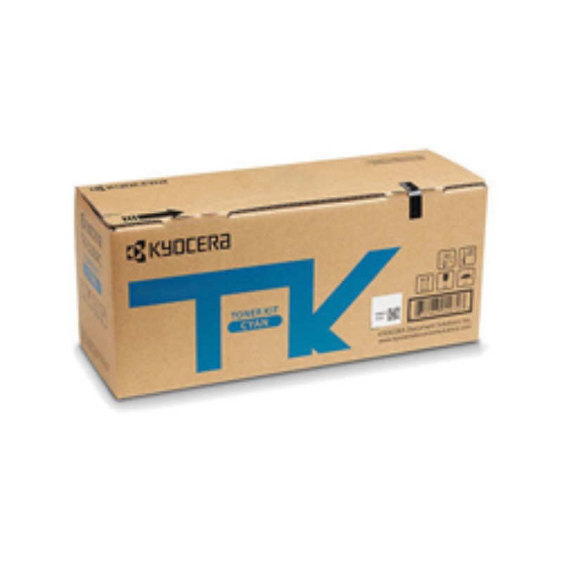 Kyocera TK-5294C Cyan Toner Cartridge (13,000 Pages)