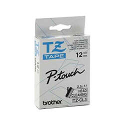 Brother TZ-CL3 Head Cleaning Cassette (12mm Width Up to 100 times usage)