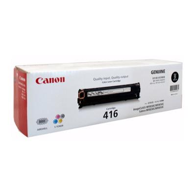 Canon CART416BK Black Toner
