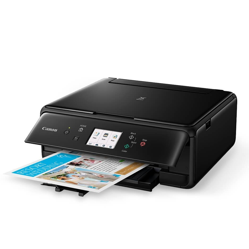 Canon TS6160BK Multifunction Inkjet Printer - Black
