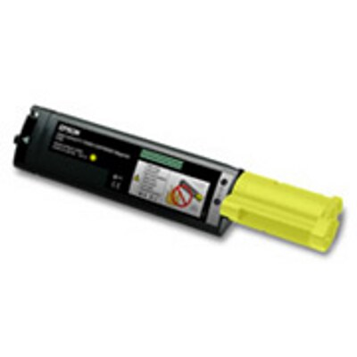 Epson Yellow Developer Cartridge to suit C1100     (4000 Yield)