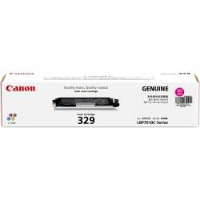Canon CART329M Magenta cartridge suitable for LBP7018C, 1000 pages