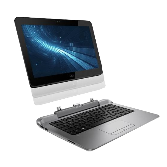 HP X2 612 G1, Core i5-4202Y 1.6/2.0Ghz, 8GB, 256GB SSD, 12.5 Inch HD, Win 10 Pro 64