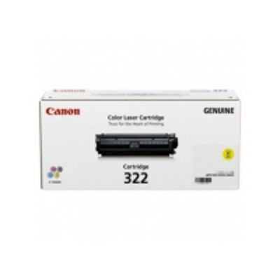 Canon CART322Y Yellow cartridge for LBP9100CDN - 7,500 Page Yield