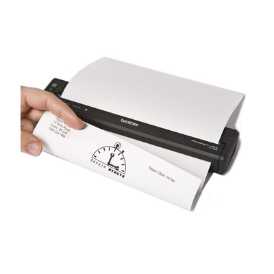 Brother PJ-663BUNDLE PACK includes PJ-663 Pocket Jet Thermal Printer,PA-AD-600, PA-BT-500, PA-C411