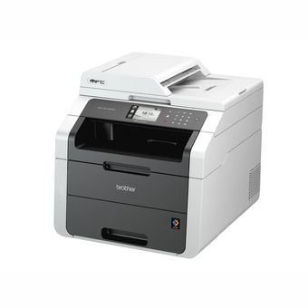 Brother MFC-9140CDN Colour LED Multifunction, Print, Scan, Copy and Fax with Duplex and Network
