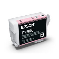 Epson C13T760600 UltraChrome HD, Vivid Light Magenta Ink Cartridge