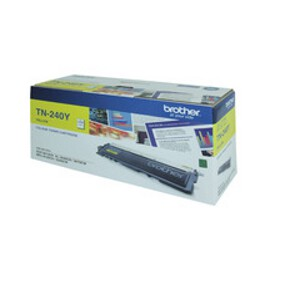 Brother TN-240Y Yellow Toner Cartridge