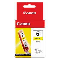 Canon Yellow Refill Ink Tank