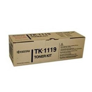 Kyocera TK-1119 Black Toner Kit (1,600 pages @ 5% coverage)