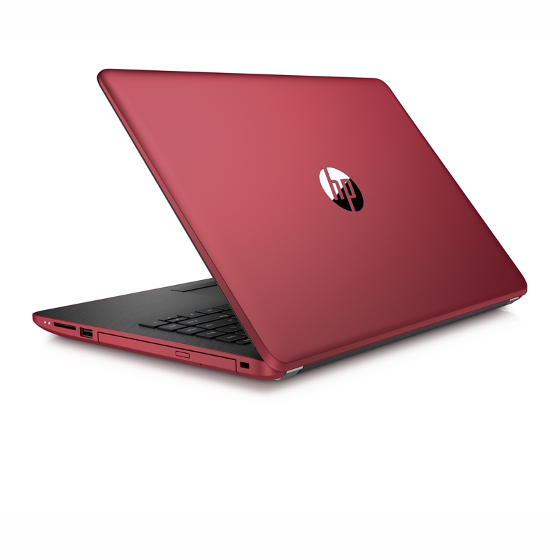 HP 14-bs084TX, Core i5-7200 2.5/3.1Ghz, 16G,1TB, 14 Inch FHD, AMD520 2GB, DVDRW, Silver,Win 10 Home 64
