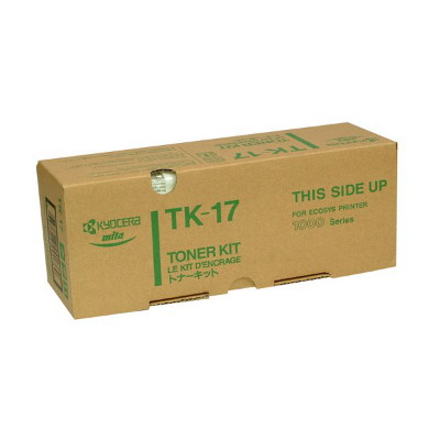 Kyocera TK-17 Toner Cartridge (6000 Yield)