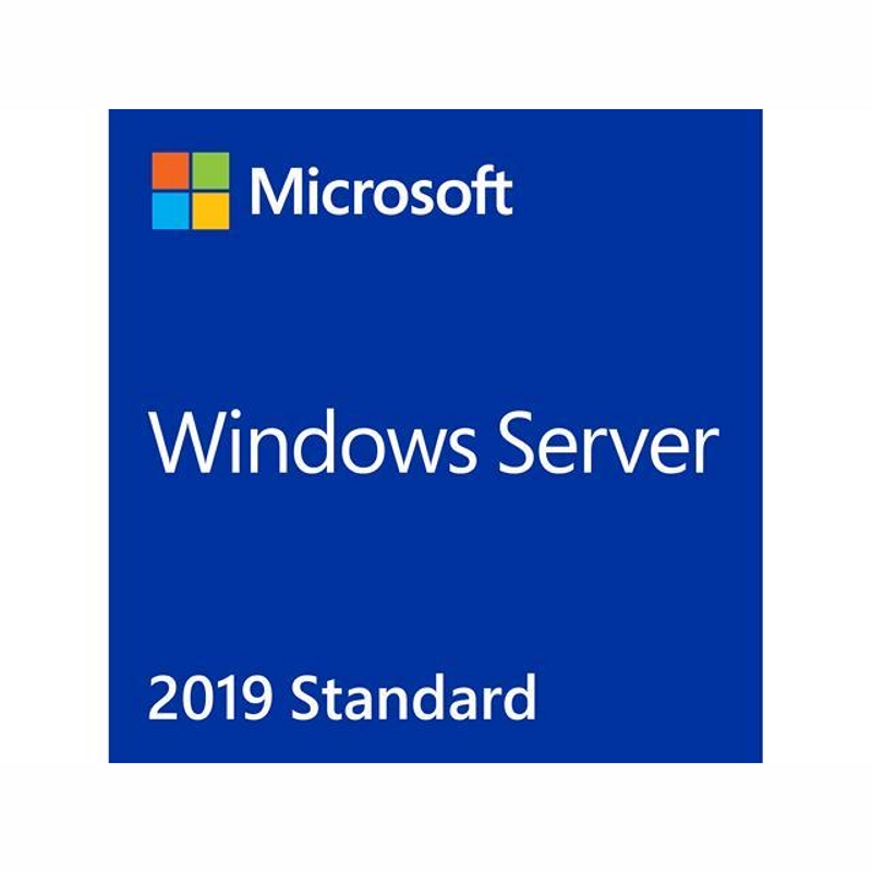 Microsoft Windows 2019 Server Standard, OEM (16 Cores)