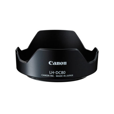 Canon LHDC80 Lens Hood to suit G1XII
