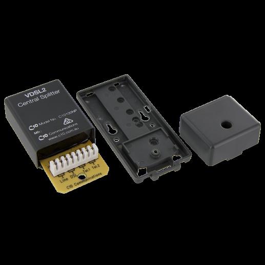 Netcomm EM1660B VDSL/ADSL2+ Indoor Central Splitter/Filter (Telstra Approved)