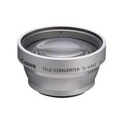 Canon TLH34II Tele Converter Lens to suit HFR20, HFR200, HFR21