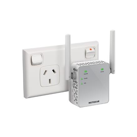 Netgear EX3700 Universal WiFi Range Extender - Wall Plug Edition