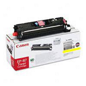 Canon Yellow EP87 Cartridge