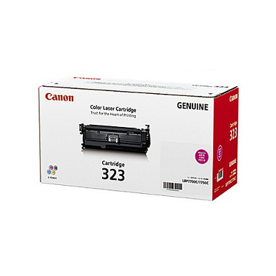 Canon CART323M Magenta Cartridge to suit LBP7750CDN