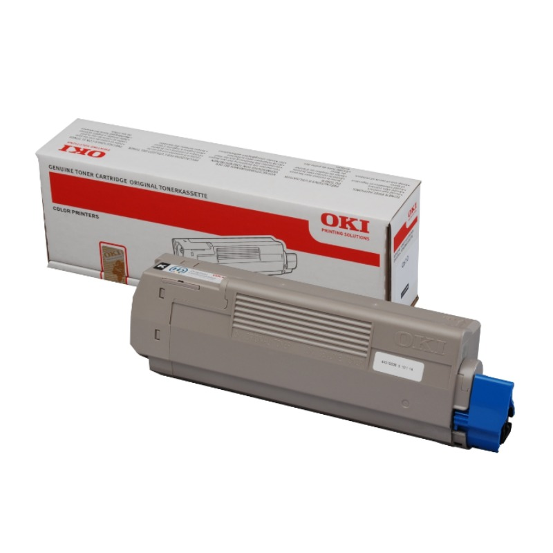 OKI 45536432 Toner Cartridge Black for C911, C931, C941 (24,000 pages)