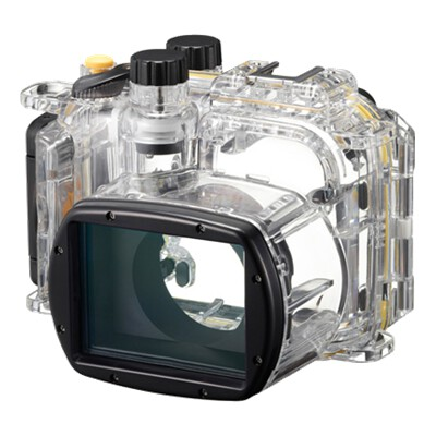 Canon WPDC48 Waterproof Case, Depths to 40m to suit G15