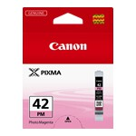 Canon CLI42PM Photo Magenta Ink Cartridge to suit PRO100/100S (Yield, 37 pages)