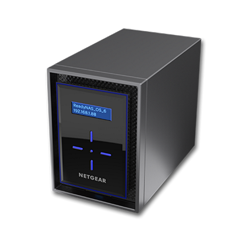 Netgear RN42200 ReadyNAS 422, 2-Bay Diskless Business NAS