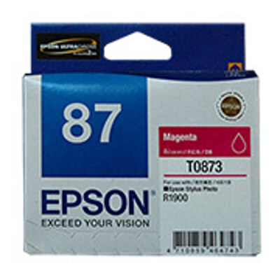 Epson C13T087390 Magenta Ink Cartridge