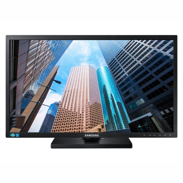 Samsung LS27E45KBHV 27 Inch Wide 16:9 LED, 1920x1080, 5ms, DSub, DVI, Height Adjust, Vesa, 3Yr