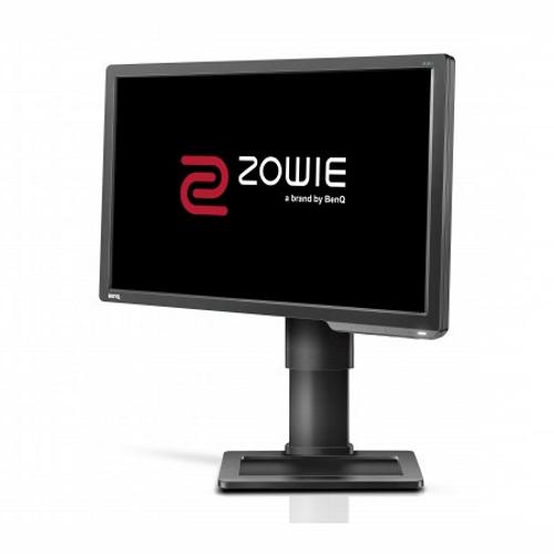 BenQ XL2411 24 Inch LED Gaming Monitor, 1920x1080, 1ms, 144Hz, D-Sub, DVI-DL, HDMI, Motion Blur