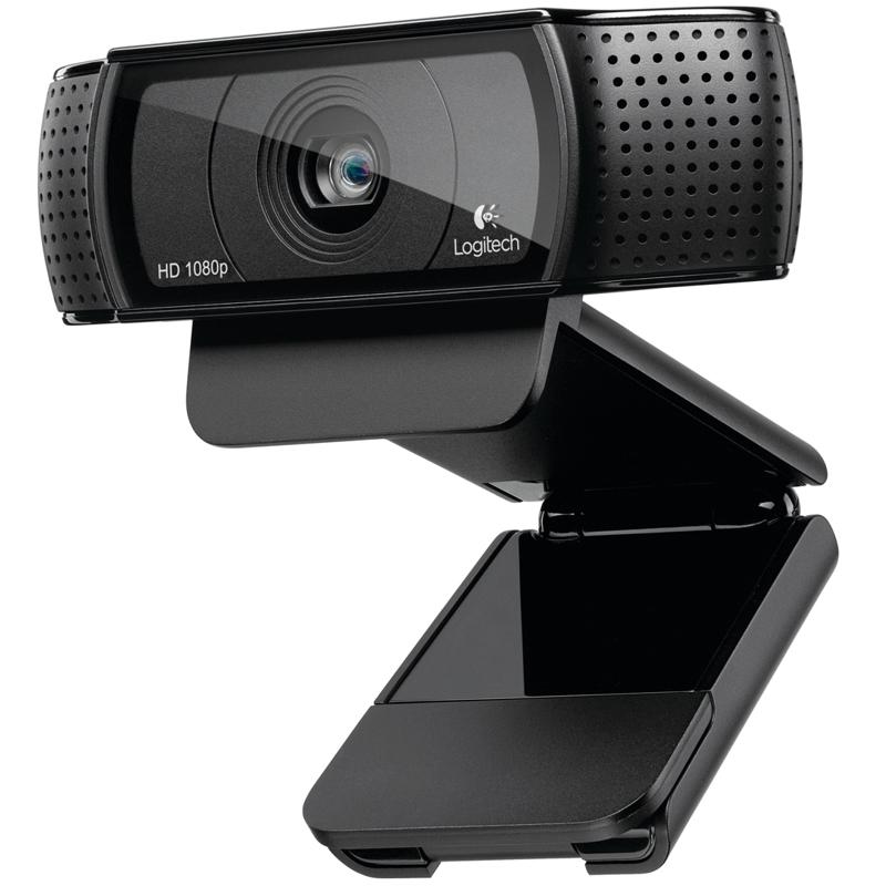 Logitech 960-000998 C920 Pro HD Webcam