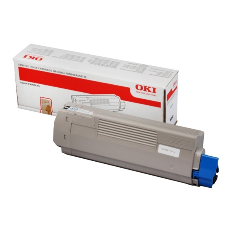 OKI 45807112 Toner Cartridge For B432/B512/MB492/MB562; 12,000 Pages