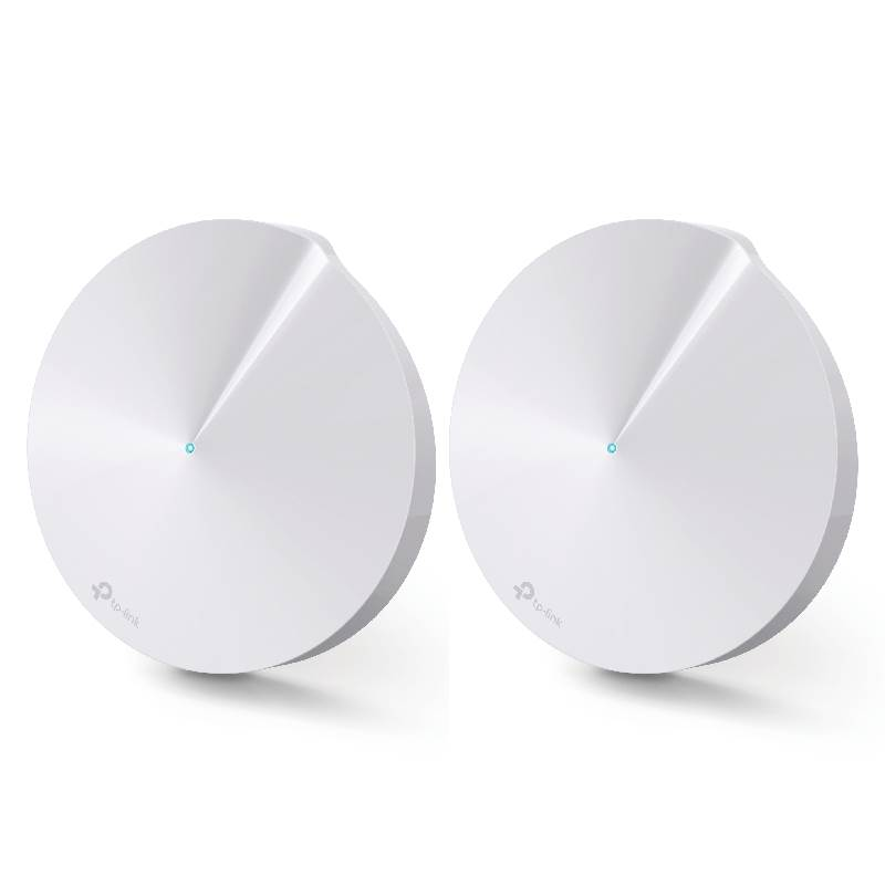 TP-Link Deco M5 (2-pack) AC1300 Whole Home Mesh Wi-Fi System