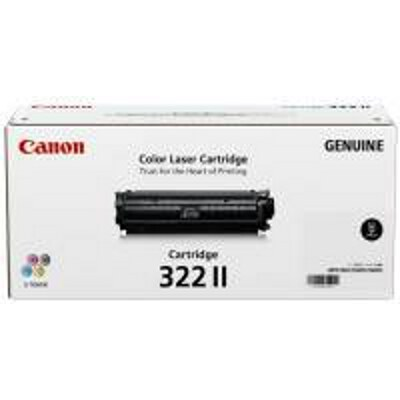 Canon CART322BKII Canon High Capacity Black cartridge for LBP9100CDN - 13,000 Page Yield