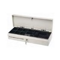 Birch POS-303IIP Flip-top Lockable Cash Drawer
