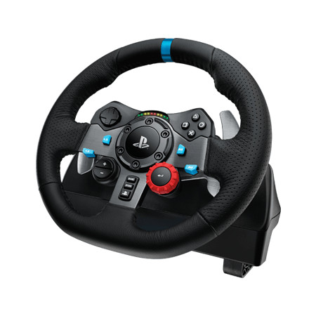 Logitech 941-000115 G29 Driving Force Racing Wheel For Playstation 3/4 and PC