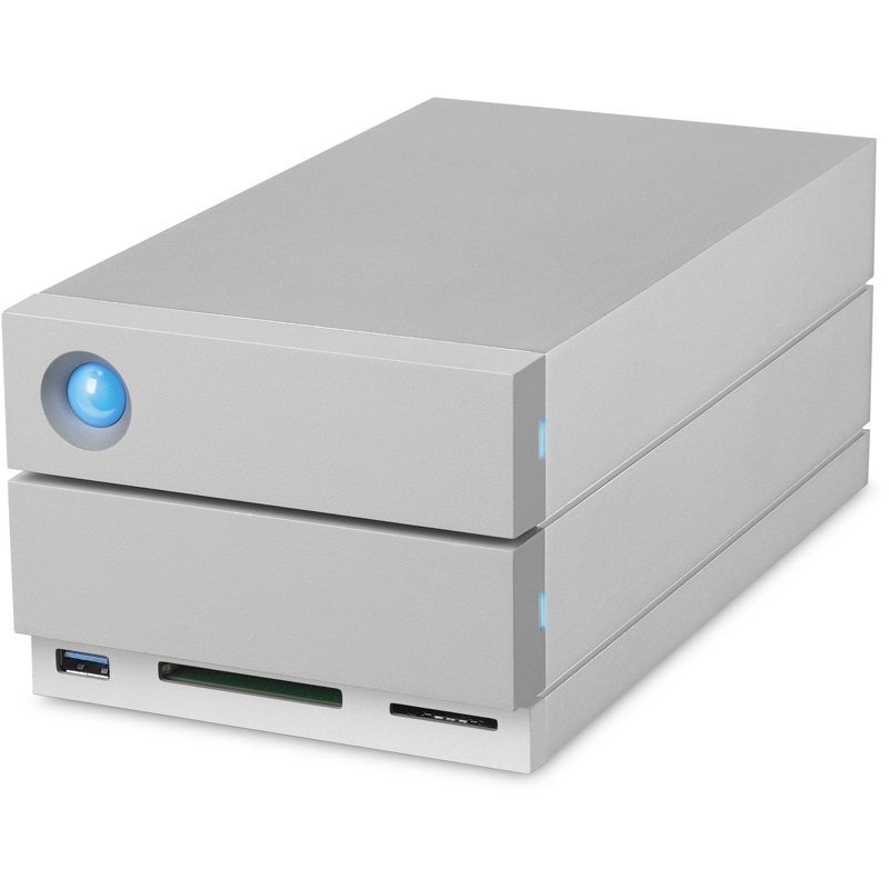 LaCie STGB8000400 8TB 2big Dock Thunderbolt3 and USB-C (Enterprise)