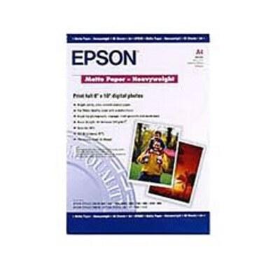 Epson Matte Paper Heavyweight (A4)