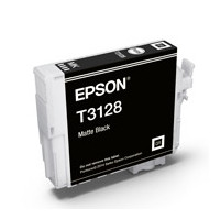 Epson C13T312800 UltraChrome Hi-Gloss2, Matte Black Ink Cartridge