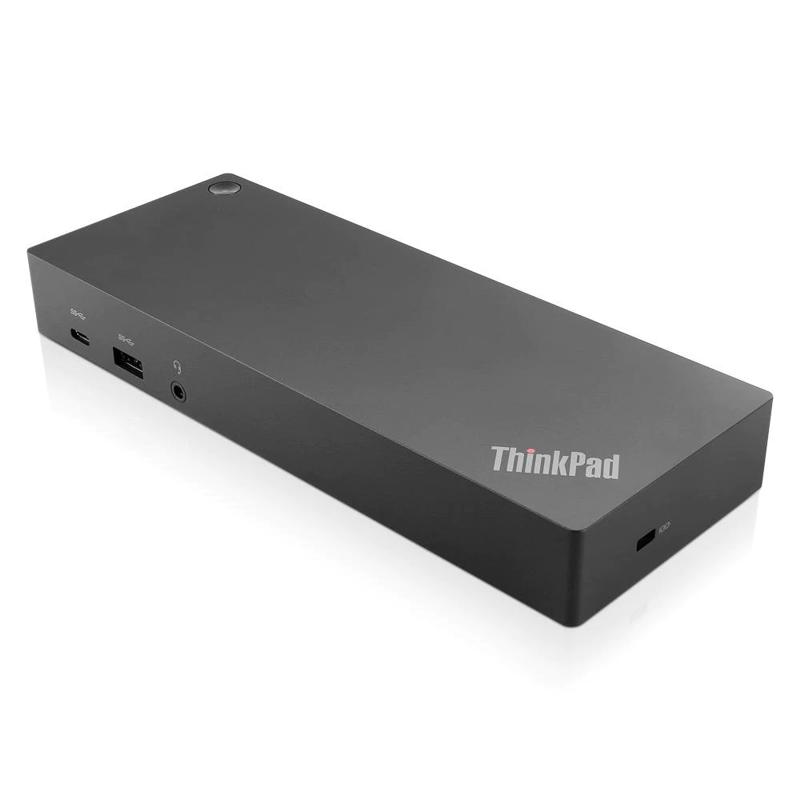Lenovo 40AF0135AU Thinkpad Hybrid USB-C with USB 3.0 Dock,2xHDMI,2 x DP,3xUSB 3.0