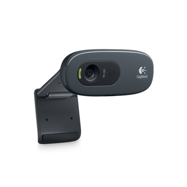 Logitech 960-000584 (960-000626) C270 HD Webcam