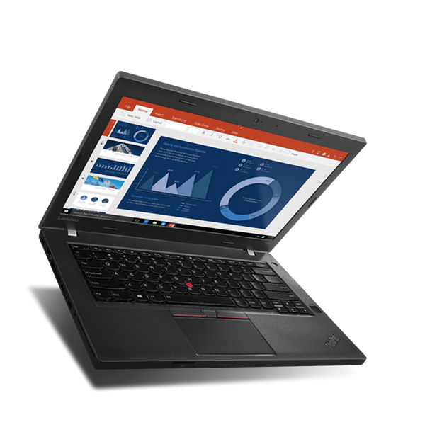 Lenovo T460, Core i5-6300U, 8GB, 512GB SSD, 14 Inch HD, No Optical, Win 10 Pro 64, 3 Yr