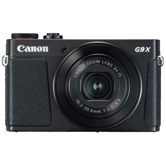 Canon G9XIIBK PowerShot G9X Mark II Digital Camera - Black