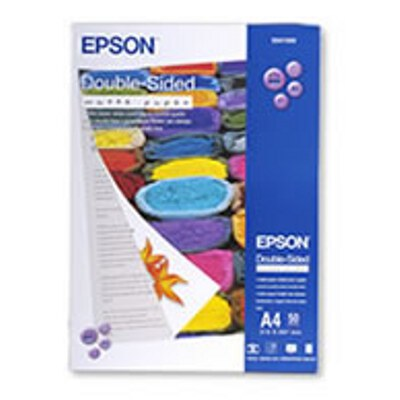 Epson Double Sided Matte Paper (A4)