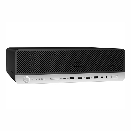 HP EliteDesk 800 G5 SFF, Core i5-9500 3.0/4.4Ghz, 16GB, 256GB SSD, Win 10 Pro 64, 3 Year