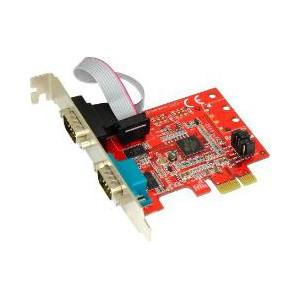 Condor  PCI-E 2 port serial